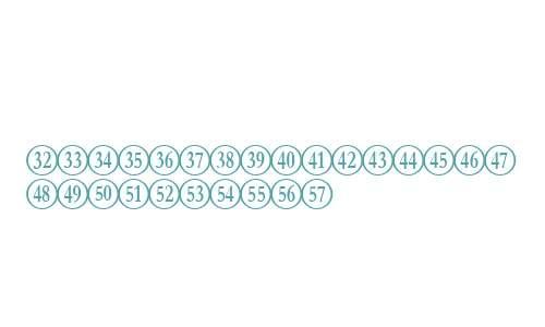 Numberpile W00 Reversed