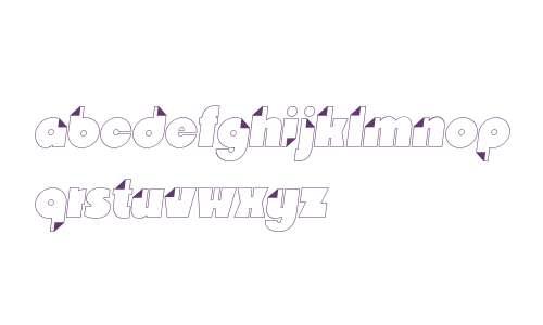 Nido W01 White Italic