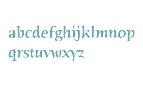 Humana Serif ITC Medium