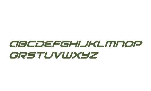 Robotaur Super-Italic