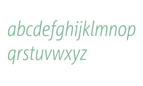 Corpid Cd Light Italic