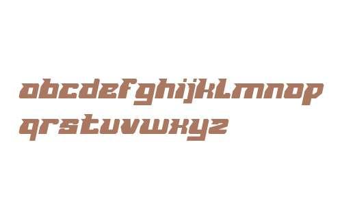 ROLLER BLADE Bold Italic