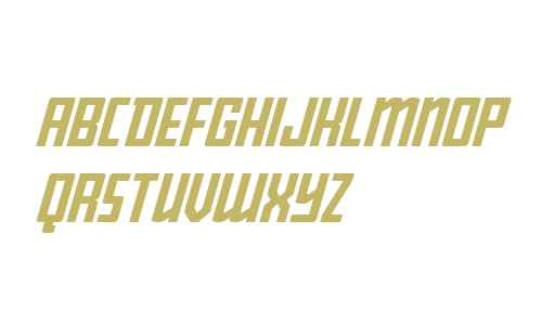 Young Patriot Expanded Italic
