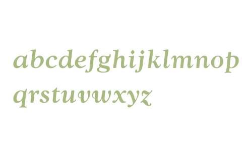 GoudySwaTOTMed W01 Italic