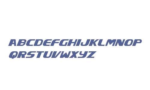 Xcelsion Condensed Italic Condensed Italic