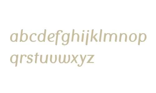 Anno 2 W04 Italic