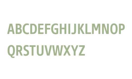 Core Sans NR W01 SC 57 Cn Md