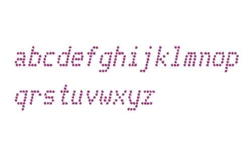 Telidon Ink W00 Bold Italic
