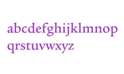 Legacy Serif ITC Medium