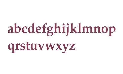 Zapf Calligraphic 801 Bold