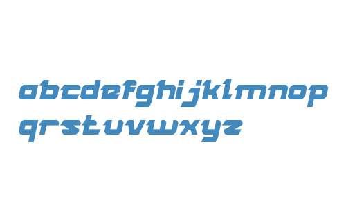 ROCK STEADY Bold Italic