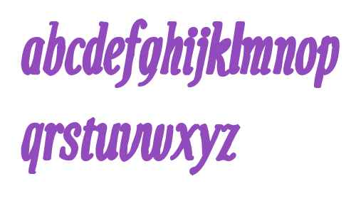 Echelon Ink Italic