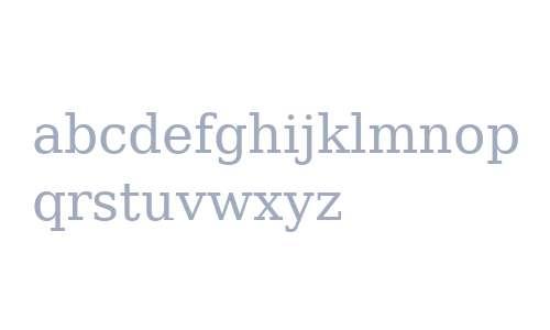 DejaVu Serif V1