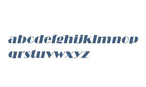 Marquee Italic