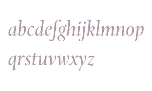 Levato W04 Italic