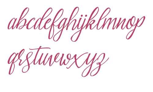 Brightside Typeface