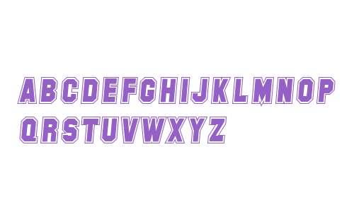 SF Collegiate Italic V1 V2