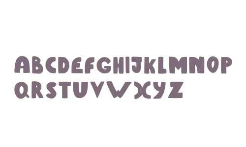 Useless Army Font Regular