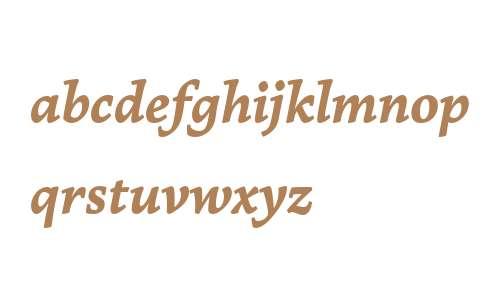 Marco PE W03 Bold Italic