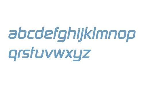 Sol W01 Bold Italic