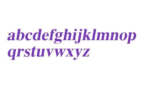 EucrosiaUPC Bold Italic