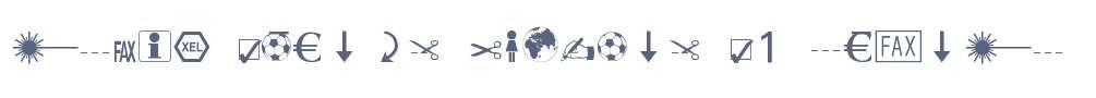 Martin Vogel's Symbols V1