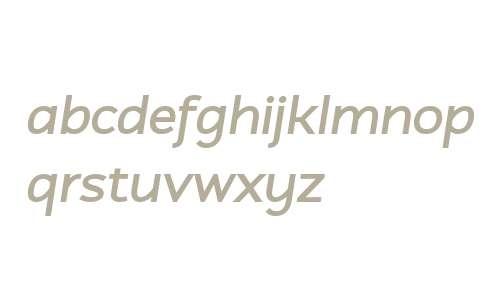 Atozimple Bold Italic