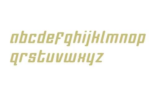 Darklighter Expanded Italic