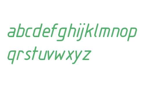 Isonorm3098-Italic
