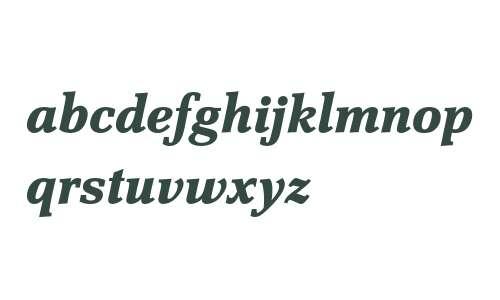 Scherzo Std Bold Italic