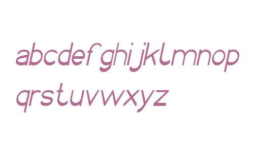 WINNER Bold Italic