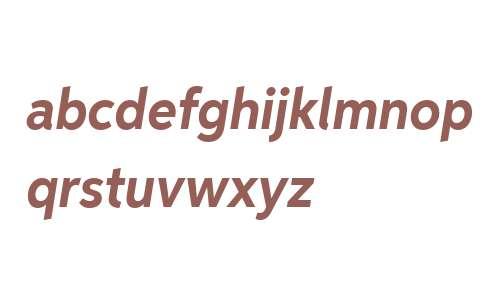 Aspira Nar W01 Bold Italic