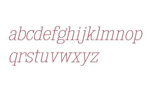 KingsbridgeScUl-Italic