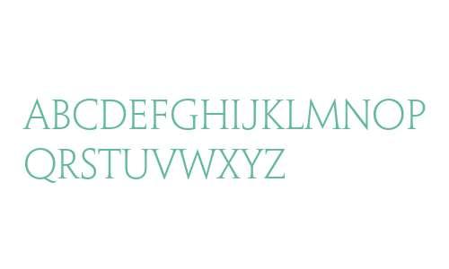 Penumbra Serif Std Light