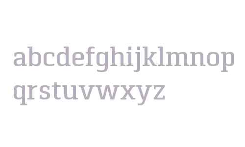 Pancetta Serif W03 Medium