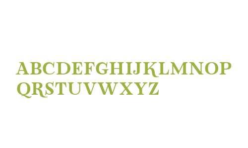 Lova Valove Serif