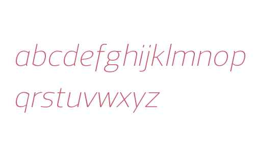 Regan W00 Light Italic