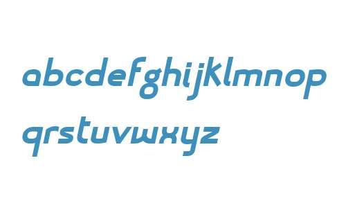 Mercurio W00 Bold Italic