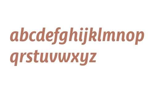 Ayita W03 Bold Italic