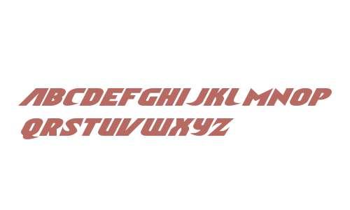 Ninja Garden Italic