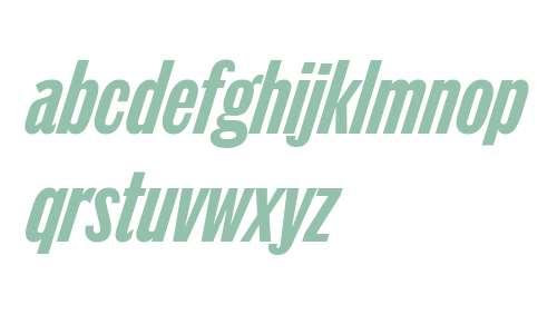 Thorowgood Grotesque Web Reg Italic