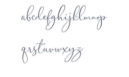 Gladiolus Script DEMO