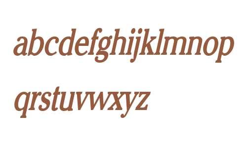 Chelsey Thin Bold Italic