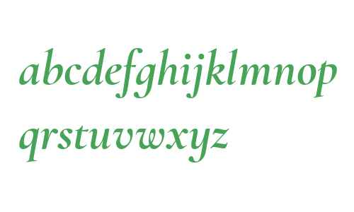 Cormorant Infant Bold Italic