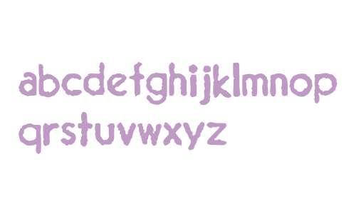 JMH Typewriter Sans Regular