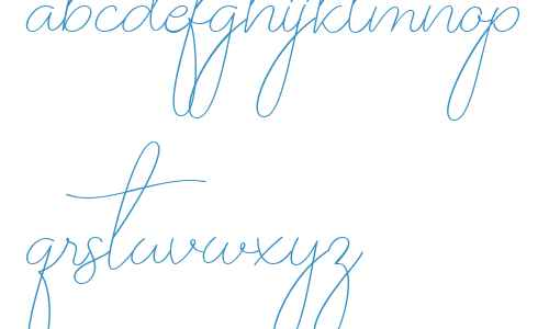 Sparkling Moscow Script