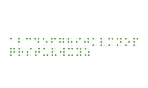 Braile font