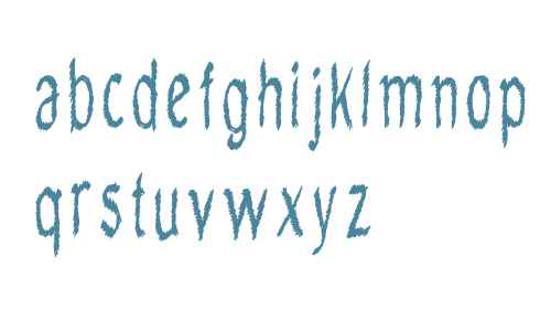 Do Doodlewas created using FontCreator 6.5 from High-Logic.comdknqx
