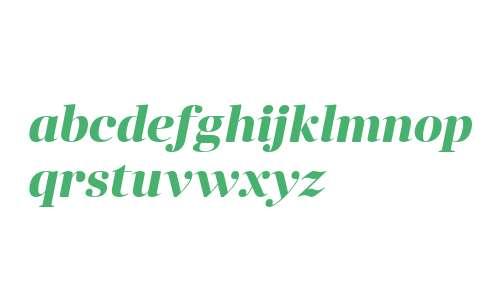 Anglecia Pro Display Bold Italic