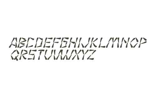 SF Wasabi Italic V2 V2